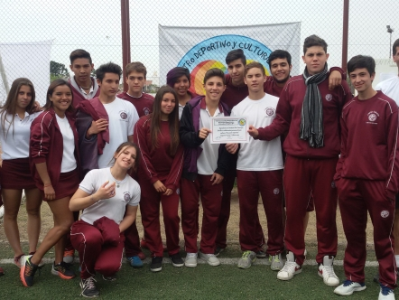 """Torneo de Atletismo Adaptado """"Juguemos Juntos"""" para Escuelas Especiales Privadas de la Región ll"""