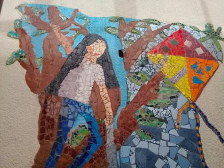 Mural 6º año