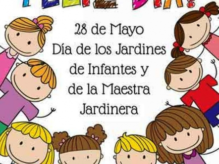 DÍA DE LOS JARDINES DE INFANTES