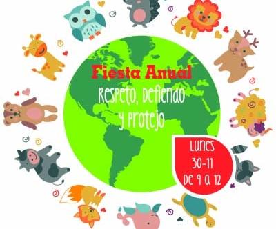 Fiesta Anual 2015