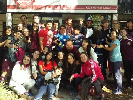 Carteleras - Bautismo alumnos 1er. año - Proyecto ESI