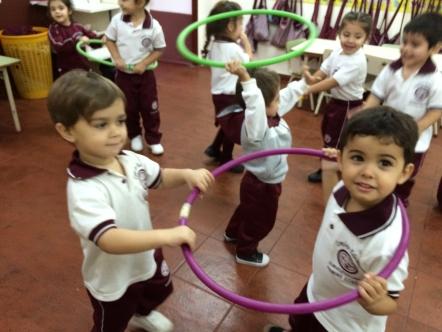 Aprender y Crecer jugando