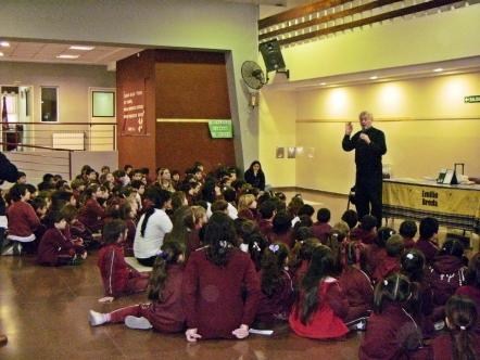 Visita de Emilio Breda - 2011 -
