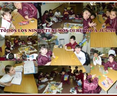 Día Nacional de los Derechos del Niño