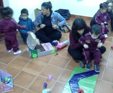 3° grupo Maternal C TT