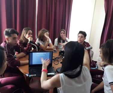 """Los 8 escalones y la Muestra Itinerante """"Orígenes de la Escuela Pública"""""""