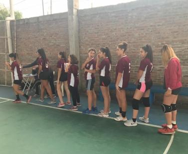 Torneo bonaerence de Handball femenino