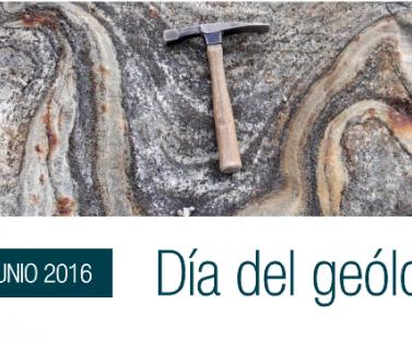 Día del Geologo