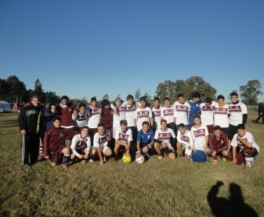 Primer Encuentro Intercolegial de Fútbol para Institutos Pertenecientes a Club