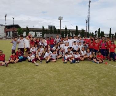 Encuentro de Handball