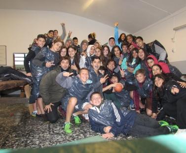 Campamento de 2° año del Nivel Secundario
