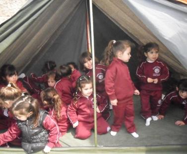Campamentos Salas de 3 años